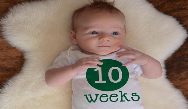 هفته دهم رشد نوزاد و شیرخوار